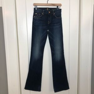 7 For All Mankind A Pocket Jean 26 x 34